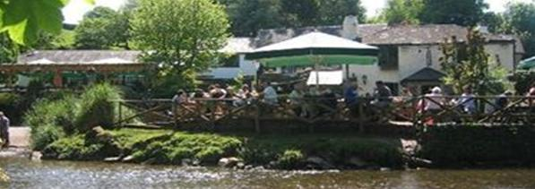 Waterman's Arms Country Inn, Bow Bridge, Asprington, Totnes TQ9 7EG.