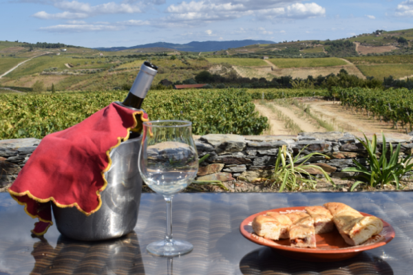 Relaxing in the Douro Valley